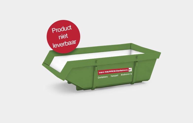 Afvalcontainers Brabant - Container niet leverbaar